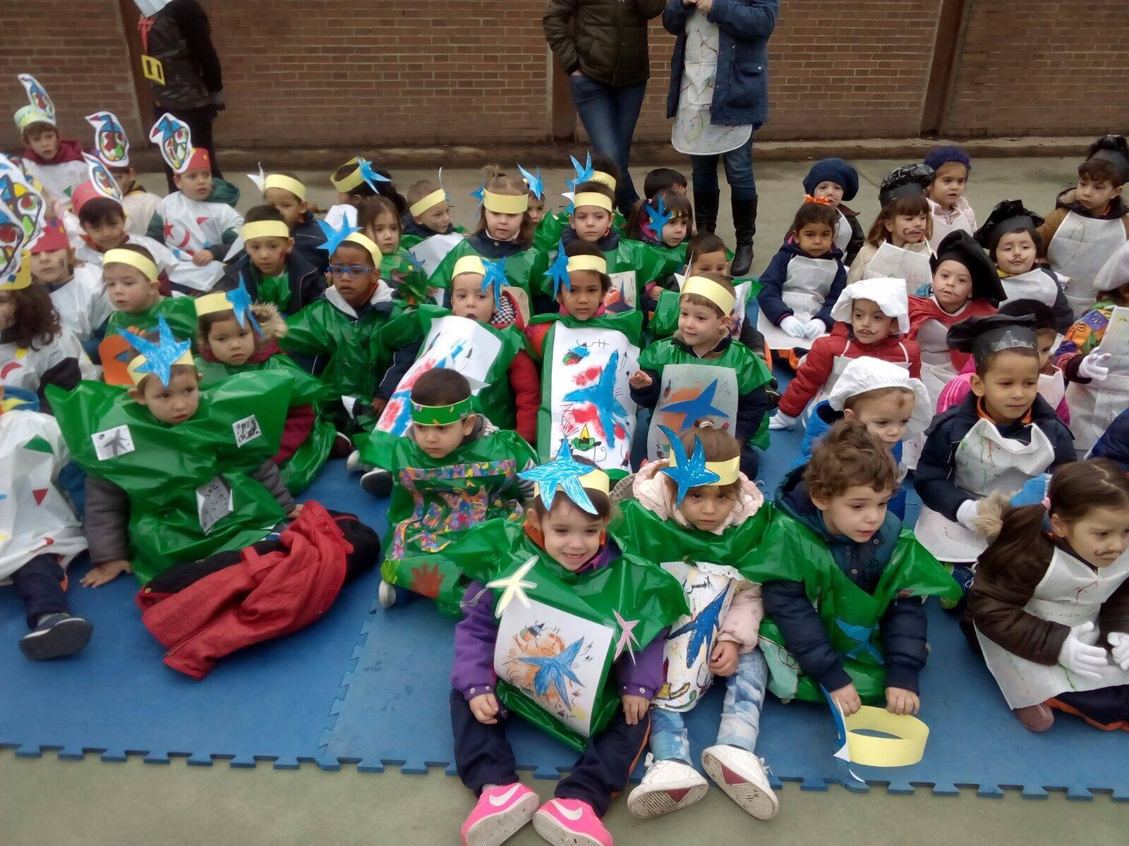 Carnaval 2017 Educación Infantil 3