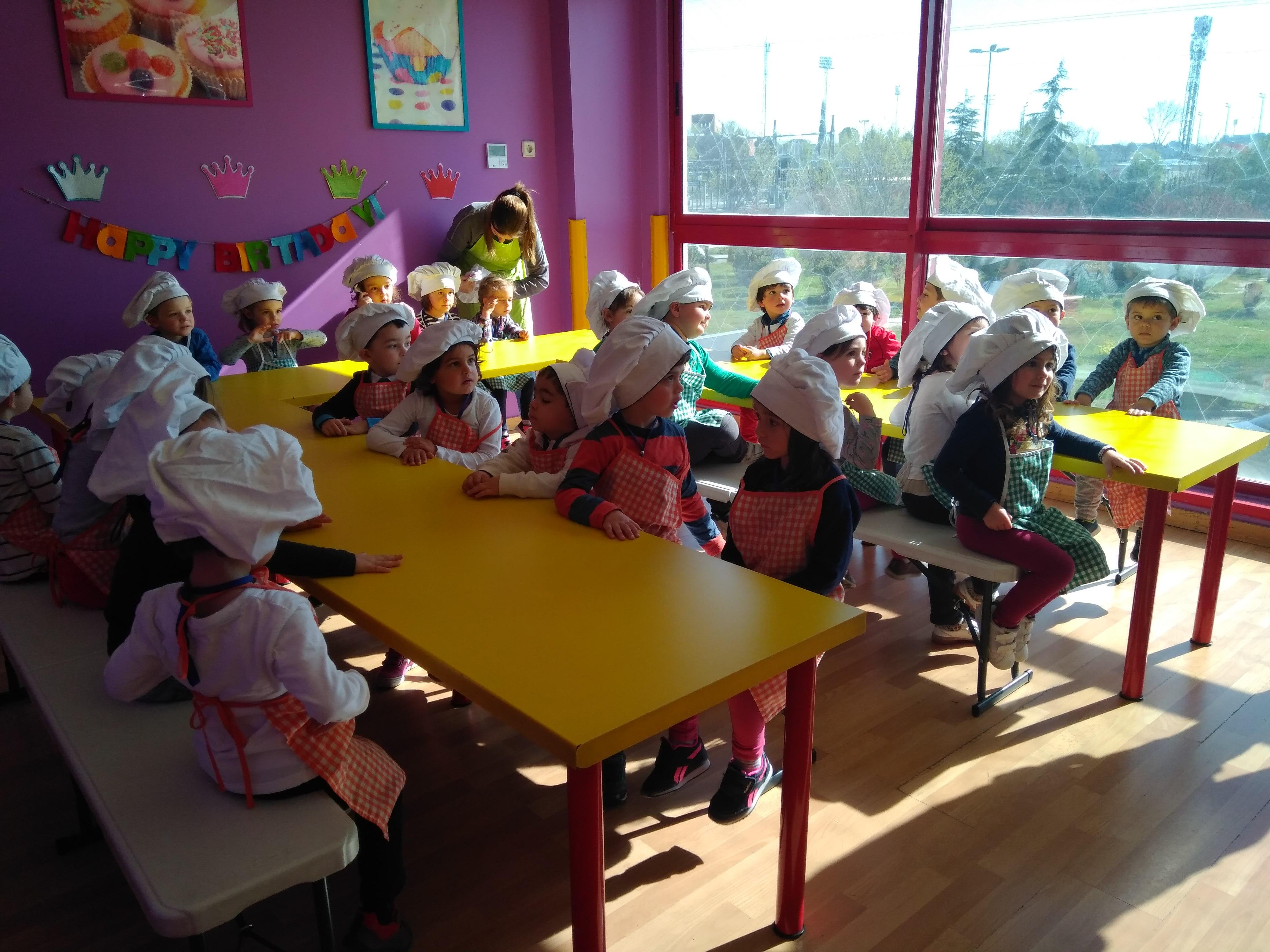 Excursión Escuela de cocina 23