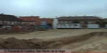 San Martín de la Vega contará con su primer centro concertado con 650 plazas escolares