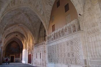 Claustro de la Catedral de Toledo, Castilla-La Mancha