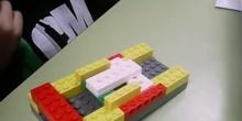 Lego WeDo: primeros programas y listas de piezas - Grabado con bq Android (grupo 4)