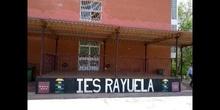 CEIP BLAS DE OTERO visita el IES RAYUELA (Móstoles)