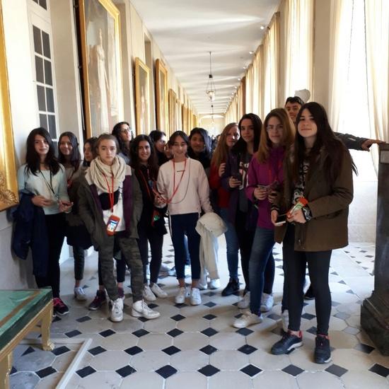 Intercambio Collège les Remparts. Abril 2017 37