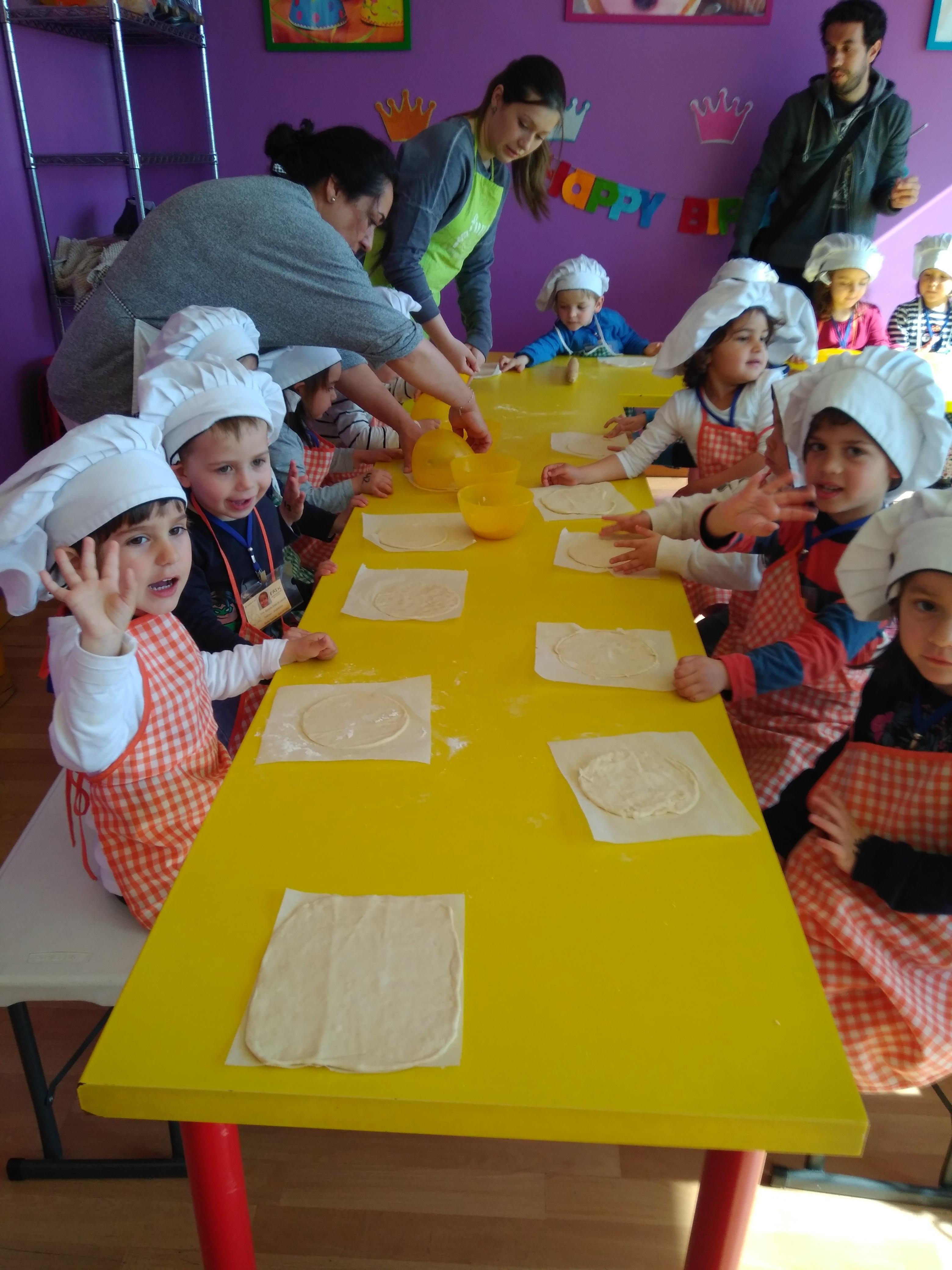 Excursión Escuela de cocina 34