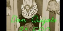 Recreación del Quijote en verso