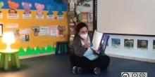 """Lectura compartida para el Curso CRIF Las Acacias """"Cuento y lectura en la primera infancia"""""""