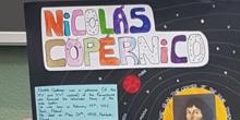 Nicolás Copérnico Poster