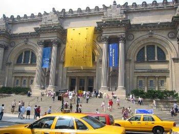 Fachada Metropolitan Museum