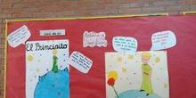 5º prepara el Día del Libro_CEIP FDLR_Las Rozas