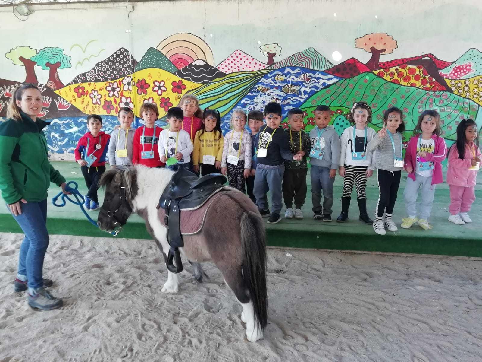 """Granja Escuela """"El Álamo"""". Infantil 4-5 años 4"""