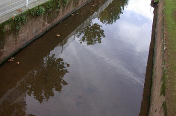 Conducción de agua