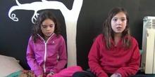Maribel y Camila 4ºA