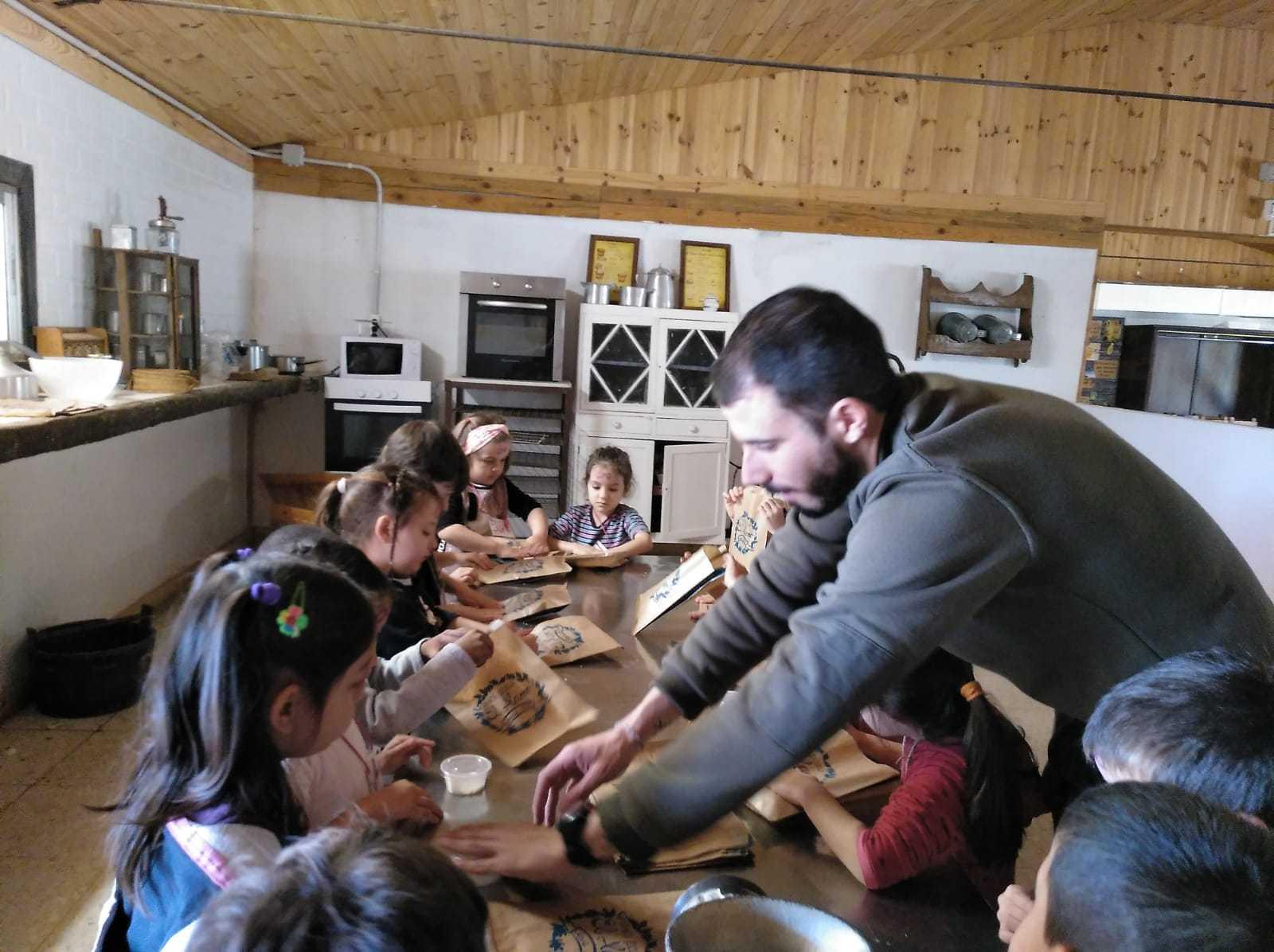 """Granja Escuela """"El Álamo"""". Infantil 4-5 años 2"""