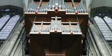 órgano de la catedral de Colonia, Alemania