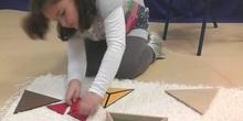 Momentos Montessori en Infantil