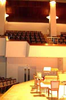 Sala sinfónica