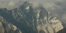 Acercamiento al Lhotse, visto desde Tengboche