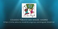 CEIP San Miguel (Hortaleza). Una gran familia