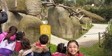 Visita al zoo 2019 21
