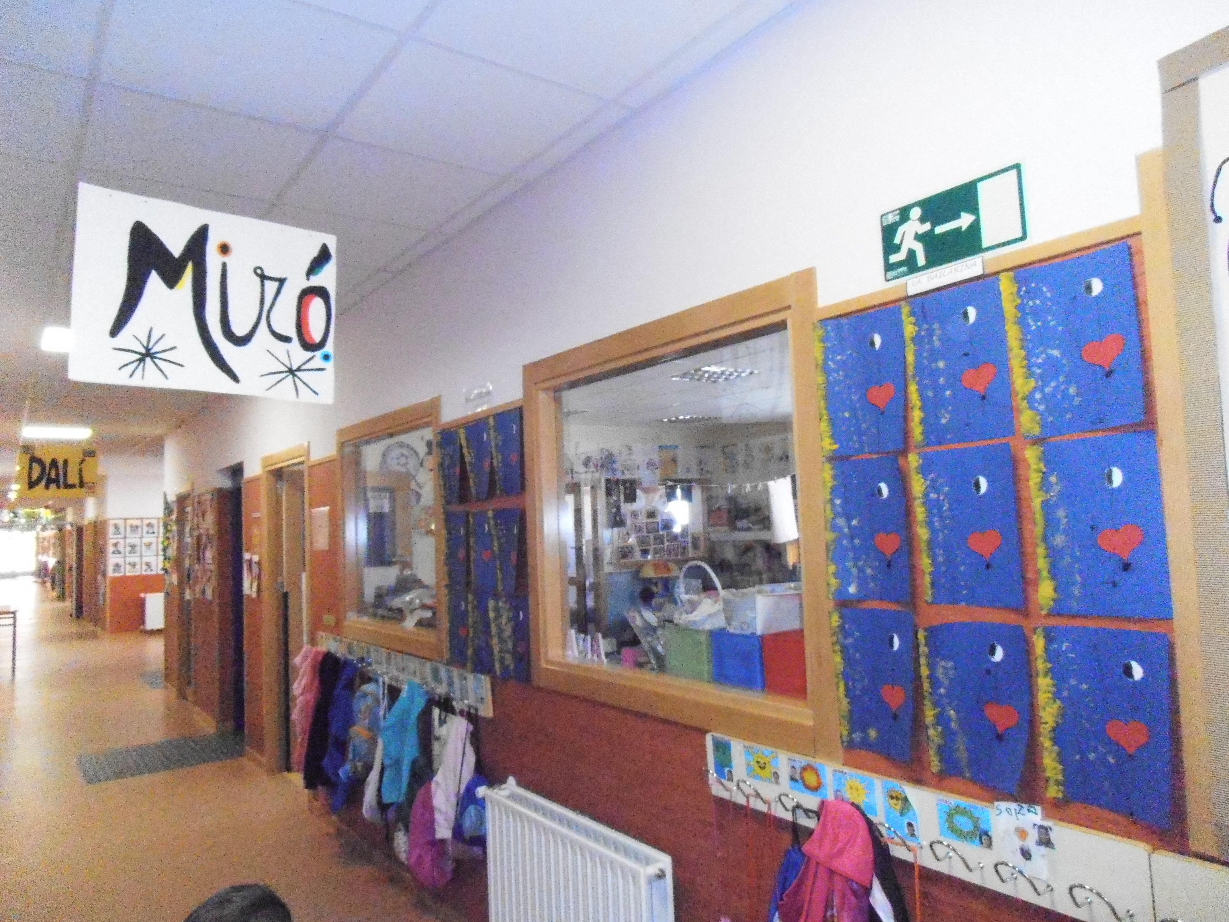 Pintores en Educación Infantil 13