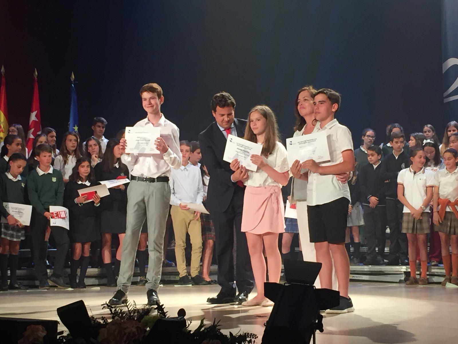 2018_06_14_Entrega de los Premios a la Excelencia Educativa 2018_CEIP FDLR_Las Rozas_Curso 2017-2018 14