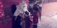 Los Reyes Magos nos visitan!!