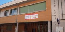 Instalaciones CEIP El Jarama