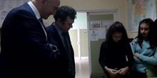 #cervanbot III - Visita de Directores Generales de la Comunidad de Madrid (grabado por alumnos)