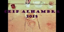Cerámica en el CEIP Alhambra 2018