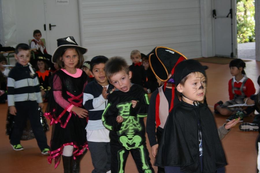 2016_10_Infantil, Primero y Segundo de Primaria_Celebrando Halloween 29