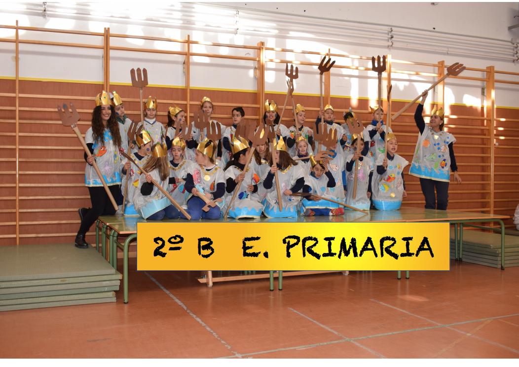 Carnaval 2019 E. Primaria Ceip Ágora de Brunete 1