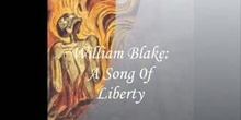 William Blake. Song of Liberty.