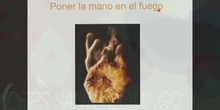 2ESO - Refranes y frases hechas -  Cristina Pohl