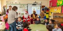 Los RRMM y Papá Noel en INF 5B 11