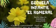 "ESCUELA INFANTIL ""EL ROMERAL"" TRES CANTOS"""