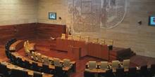 Nuevo hemiciclo de la Asamblea de Extremadura