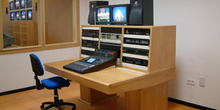 Control de audio