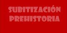 prehistoria subitización
