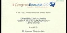 C.R.I.C.A. Red de comunicación y Libro Digital