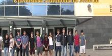 Talento Matemático Catedrático Arias Cabezas. El día de las matemáticas, 12 de mayo, en la Universidad Autónoma de Madrid: Concurso y visita