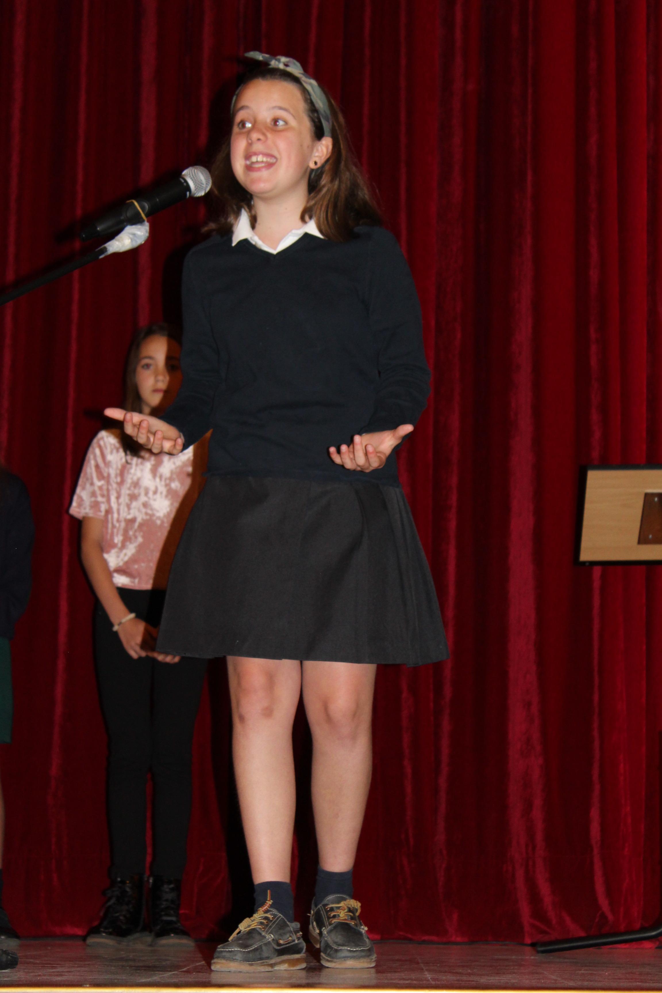 Entrega de los premios del IX Concurso de Narración y Recitado de Poesía 32