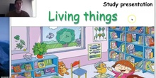 NATURAL SCIENCES 1- UNIT 4 - Living things