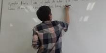 0405 Problemas de Ecuaciones de 1er grado