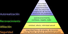 jerarquía de valores Scheler 1