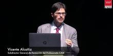 La robótica a lo largo de las distintas etapas educativas en la CAM