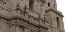 Fachada de la Catedral de Valladolid, Castilla y León