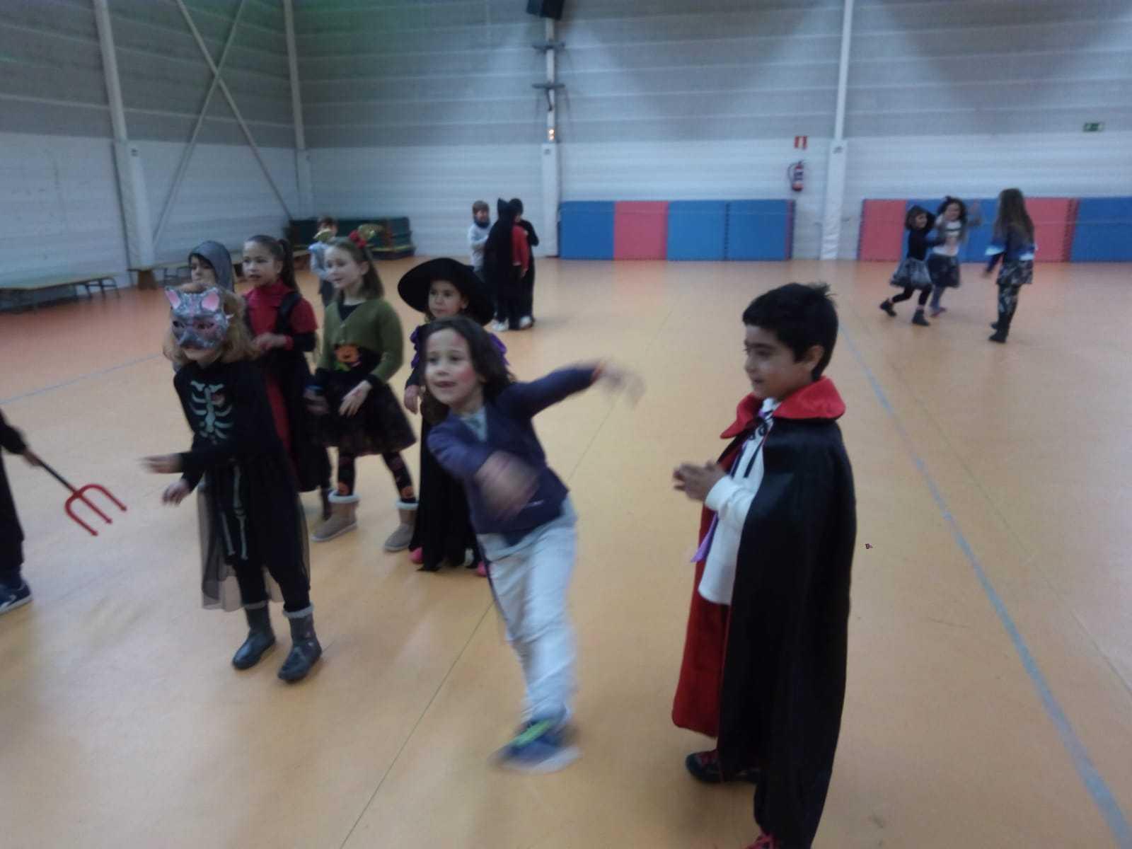 2018_10_31_1º disfruta terrorificamente en Halloween_CEIP FDLR_Las Rozas 2