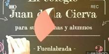 MENSAJE DE LOS PROFES DEL C.E.I.P. JUAN DE LA CIERVA, FUENLABRADA