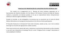 PASACALLES DE PRESENTACIÓN XXI MUESTRA DE ARTES ESCÉNICAS