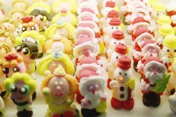Figurillas de azúcar